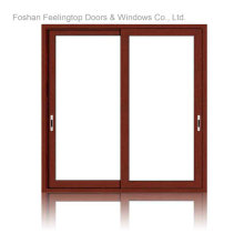 Commercial Double Glazed Thermal Break Aluminium Sliding Window (FT-W85)